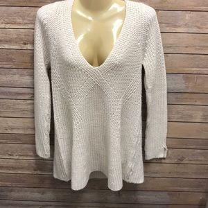 { Zara } knit sweater
